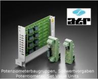 ATR - Potentiometer, Universalbaugruppen