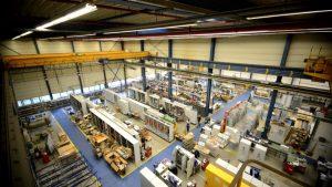 ATR - Schaltanlagen – Blick in die Fertigung