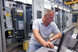 ATR - Schaltanlagen - Endprüfung