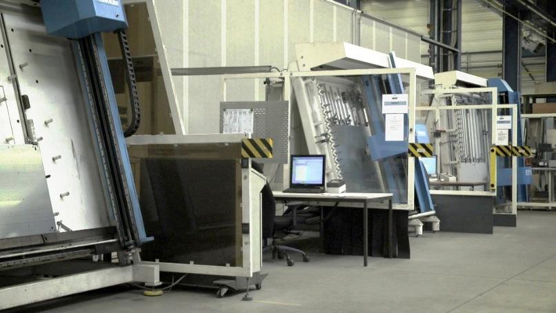 ATR - CNC-Bearbeitungszentren in der mechanischen Schaltschrankfertigung