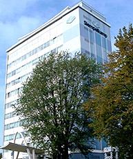 Gebäude der Siempelkamp Gruppe