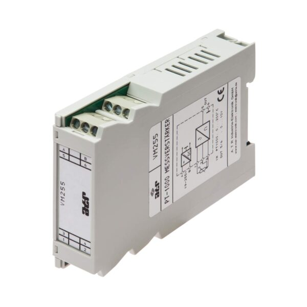 ATR Industrie-Elektronik GmbH PT1000 Messverstärker VM255-VM257