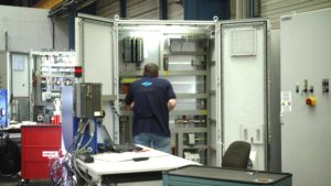 100% final inspection of all switchgear