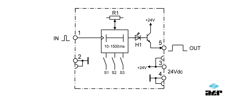Anschlussplan: ATR Digitale Signalverarbeiter DT4