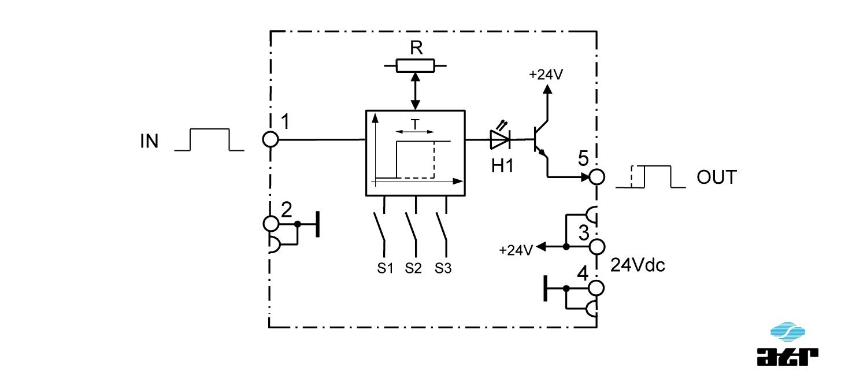 Anschlussplan: ATR Digitale Signalverarbeiter DT6