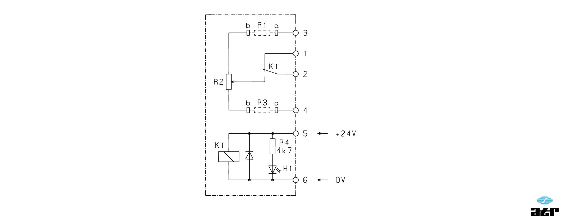 Anschlussplan: ATR Sollwertvorgabe IG1 + IG2