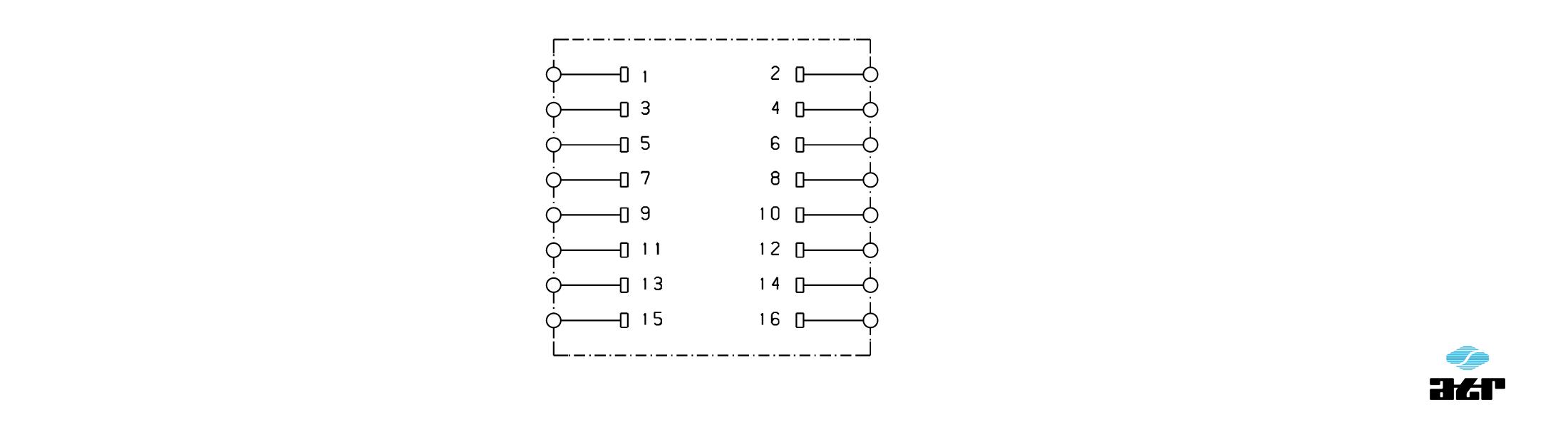 Anschlussplan: ATR Universaleinheit UG4